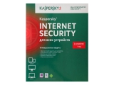 Антивирус Kaspersky  Internet Security 2пк /1 год