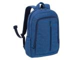 "Рюкзак для ноутбука RivaCase 7560 Canvas Blue 15.6"""